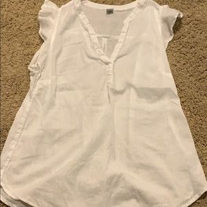 Old navy linen shirt size large